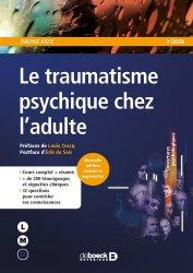 Dernières parutions dans Ouvertures Psychologiques, Le traumatisme psychique chez l'adulte