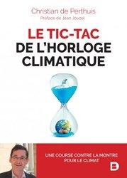 Dernières parutions sur Climatologie-Météorologie, Le tic-tac de l'horloge climatique