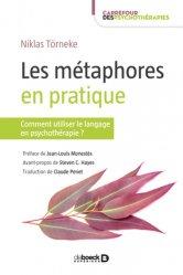 Dernières parutions sur Thérapies - Thérapeutiques, Les métaphores en pratique