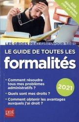 Dernières parutions dans Les guides pratiques pour tous, Le guide de toutes les formalités
