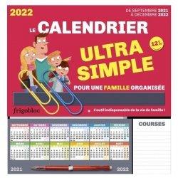 Nouvelle édition Le calendrier ultra simple