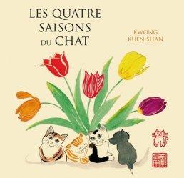 Dernières parutions dans Beaux-livres, Les quatre saisons du chat