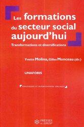 Dernières parutions dans Politiques et interventions sociales, Les formations du secteur social aujourd'hui