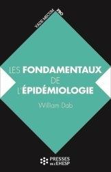 Dernières parutions sur Maladies infectieuses - Parasitologie, Les fondamentaux de l'épidémiologie