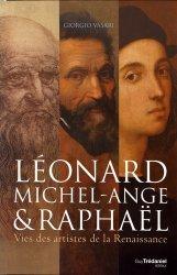 Dernières parutions sur Peinture d'art, Léonard de Vinci, Michel-Ange et Raphaël