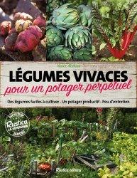Souvent acheté avec Un jardin pour les abeilles des idees de massifs fleuris, le Légumes vivaces pour un potager perpétuel