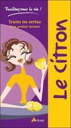 Dernières parutions dans Facilitez-vous la vie !, Le citron