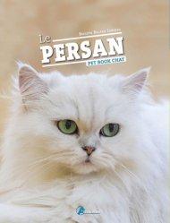 Dernières parutions dans Pet book, Le persan