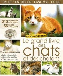 Souvent acheté avec 50 jeux pour vous et votre chat, le Le grand livre des chats et des chatons https://fr.calameo.com/read/000015856c4be971dc1b8