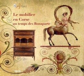 Dernières parutions sur Tapisserie - Ameublement, Le mobilier en Corse au temps de Bonaparte majbook ème édition, majbook 1ère édition, livre ecn major, livre ecn, fiche ecn