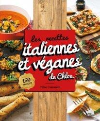 Dernières parutions dans V, Les recettes italiennes et véganes de Chloe