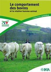 Dernières parutions dans Synthèse, Le comportement des bovins et la relation homme-animal