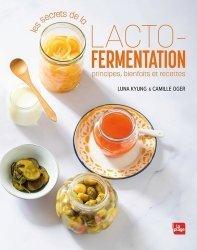 Dernières parutions sur Cuisine et vins, Les secrets de la lacto-fermentation