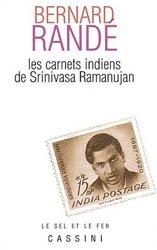 Souvent acheté avec Mathématiques tout-en-un MPSI, le Les Carnets indiens de Srinivasa Ramanujan