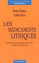 Dernières parutions sur Pharmacologie, Les médicaments lithiques