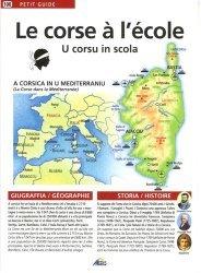 Dernières parutions sur Corse, Le corse à l'école primaire : Edition bilingue français-corse
