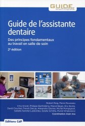 Dernières parutions dans Guide Clinique, Le guide de l'assistante dentaire https://fr.calameo.com/read/004967773b9b649212fd0