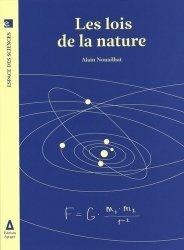 Dernières parutions sur Ecologie - Environnement, Les lois de la nature