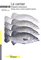 Dernières parutions dans Ressources de la mer, Le cernier (Polyprion americanus) Biologie, pêche, marché et potentiel aquacole