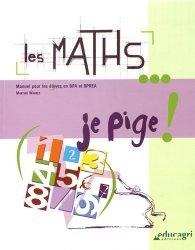 Souvent acheté avec Mathématiques 1e STAV, le Les maths... je pige!