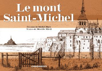 Souvent acheté avec L'almanach des fleurs sauvages, le Le Mont-Saint-Michel