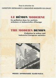 Dernières parutions dans Histoires croisées, Le démon moderne.