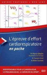 Dernières parutions sur Cardiologie - Médecine vasculaire, L'épreuve d'effort cardiorespiratoire