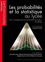 Dernières parutions sur Probabilités, Les probabilités et la statistique au lycée