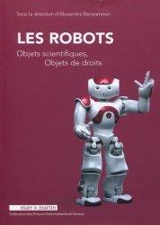 Dernières parutions dans Presses Universitaires de Sceaux, Les robots. Objets scientifiques, objets de droits