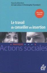 Dernières parutions dans Actions sociales, Le travail de conseiller en insertion