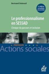 Dernières parutions sur Paramédical, Le professionnalisme en SESSAD