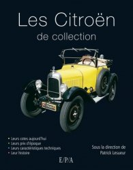 Souvent acheté avec Peugeot de collection, le Les Citroën de Collection