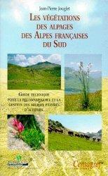 Souvent acheté avec Flore du Luberon, le Les végétations des alpages des Alpes françaises du sud