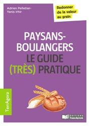 Dernières parutions sur Agriculture, Paysans-boulangers