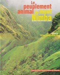 Dernières parutions dans Mémoires du Muséum, Le peuplement animal du Mont Nimba