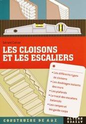 Souvent acheté avec Tout sur l'architecture, le Les cloisons et les escaliers