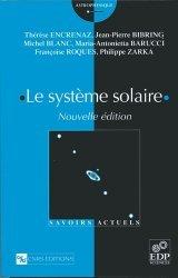 Nouvelle édition Le sytème solaire