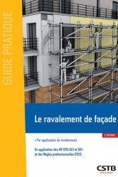 Dernières parutions sur Bâtiment, Le ravalement de façade