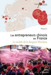 Dernières parutions sur Géographie humaine, Les entrepreneurs chinois en France