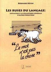 Dernières parutions dans Le Germe, Les ruses du langage