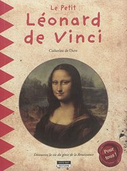 Dernières parutions sur Peinture d'art, Le petit Léonard de Vinci