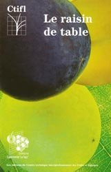 Nouvelle édition Le raisin de table