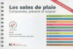 Dernières parutions sur UE 2.10 Infectiologie et hygiène, Les soins de plaie