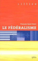Dernières parutions dans Illico, Le fédéralisme