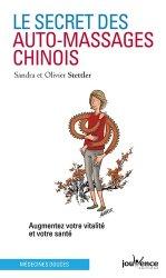 Dernières parutions dans pratiques, Le secret des auto-massages chinois