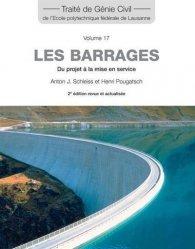 Dernières parutions sur Hydrologie - Océanologie, Les barrages