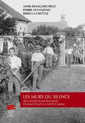 Dernières parutions sur Psychanalyse de l'enfant - Filiation, Les murs du silence