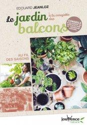 Dernières parutions dans Jouvence Nature, Le jardin à la conquête des balcons