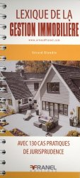 Dernières parutions sur Immobilier et droit de la construction, Lexique de la gestion immobilière en 125 cas pratiques