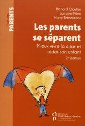 Dernières parutions sur Psychologie, Les parents se séparent